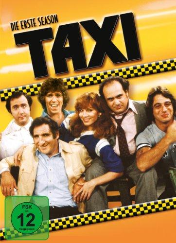Taxi Staffel 1 (4 DVDs)