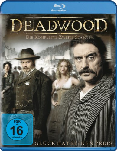 Deadwood Season 2 [Blu-ray]