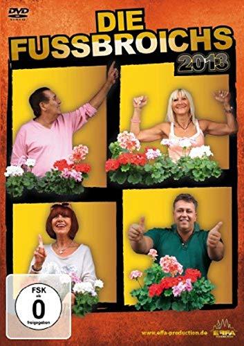 Die Fussbroichs 2013 (2 DVDs)
