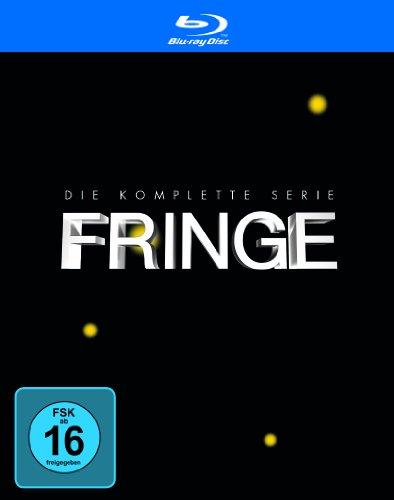 Fringe - Grenzfälle des FBI: Die komplette Serie [Blu-ray]