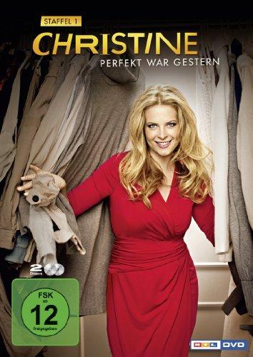 Christine. Perfekt war gestern! Staffel 1 (2 DVDs)