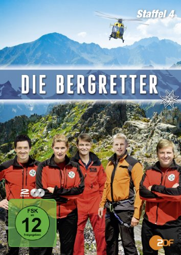 Die Bergretter Staffel 4 (2 DVDs)