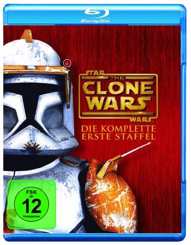 Star Wars - The Clone Wars: Staffel 1 [Blu-ray]