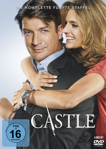 Castle Staffel 5 (6 DVDs)
