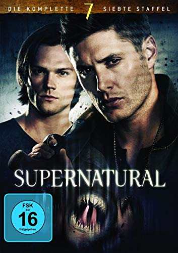 Supernatural Staffel  7 (6 DVDs)