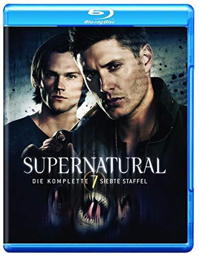Supernatural Staffel  7 [Blu-ray]