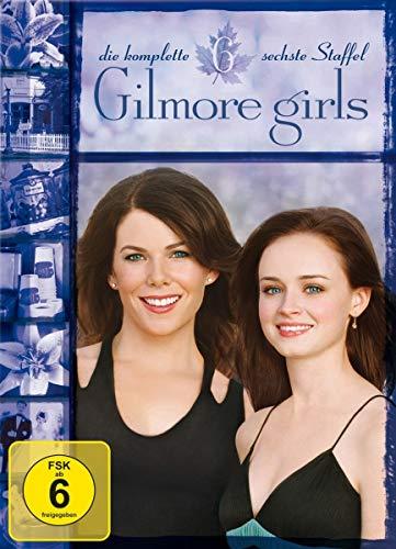 Gilmore Girls Staffel 6 (6 DVDs)