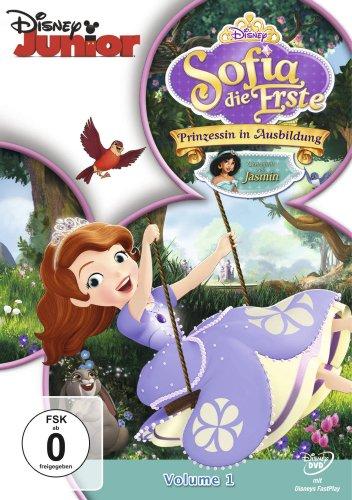 Sofia die Erste, Vol. 1: Prinzessin in Ausbildung