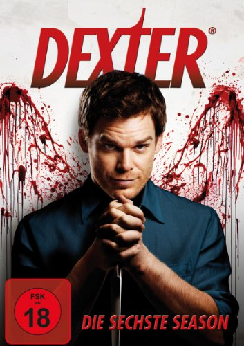 Dexter Staffel 6 (4 DVDs)