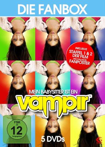 Mein Babysitter ist ein Vampir Die Fanbox (limitiert) (5 DVDs)