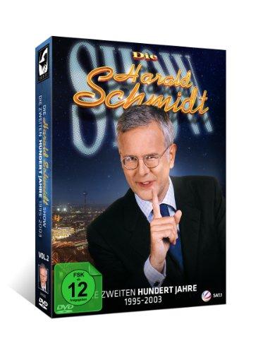 Die Harald Schmidt Show Die zweiten Hundert Jahre 1995-2003 (6 DVDs)