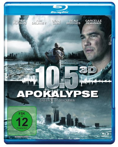 10.5: Apocalypse The Complete Mini Series [Blu-ray]