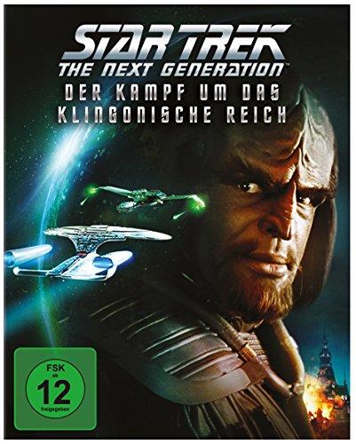 Star Trek - Kampf um das klingonische Reich [Blu-ray]