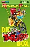 Die Tom Turbo Box: Folge 1-3 (3 DVDs)