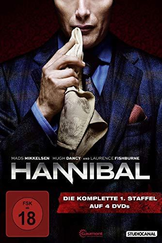 Hannibal Staffel 1 (Uncut) (4 DVDs)