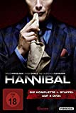 Hannibal - Staffel 1 (Uncut) (4 DVDs)