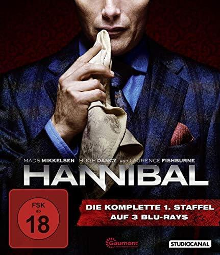 Hannibal Staffel 1 (Uncut) [Blu-ray]