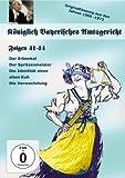 Königlich Bayerisches Amtsgericht - Folgen 41-44