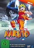 Naruto - Staffel 6: Die Reise nach Otogakure & Das Curry des Lebens (Uncut) (3 DVDs)