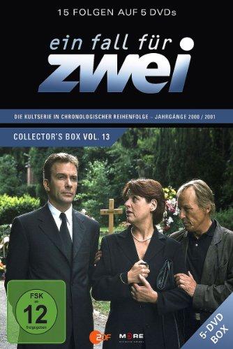 Ein Fall für Zwei Collector's Box 13 (5 DVDs)