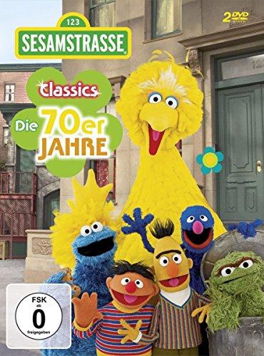 Sesamstraße Classics:  Die 70er Jahre (2 DVDs)