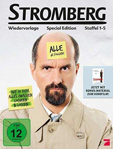 Stromberg Staffel 1-5: Deluxe Edition (10 DVDs)