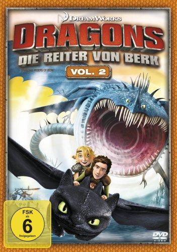 Dragons Die Reiter von Berk, Vol. 2