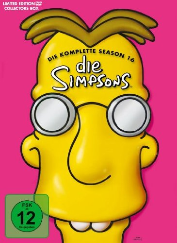 Die Simpsons Season 16 (Limited Edition) (4 DVDs)