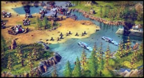 Battle Worlds: Kronos - Mission Command Edition, Abbildung #02