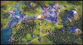 Battle Worlds: Kronos - Mission Command Edition, Abbildung #05