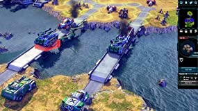 Battle Worlds: Kronos - Mission Command Edition, Abbildung #06
