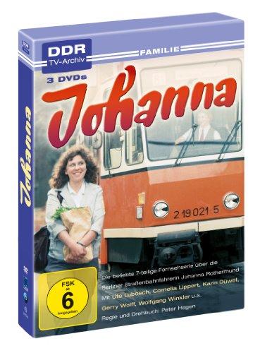 Johanna (DDR TV-Archiv) (3 DVDs)