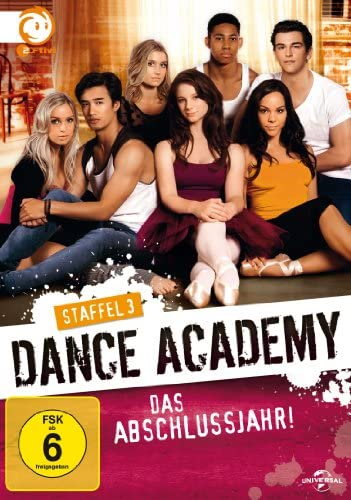 Dance Academy Staffel 3 (3 DVDs)