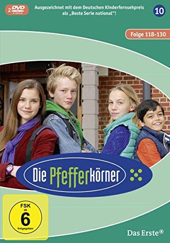 Die Pfefferkörner Staffel 10 (2 DVDs)