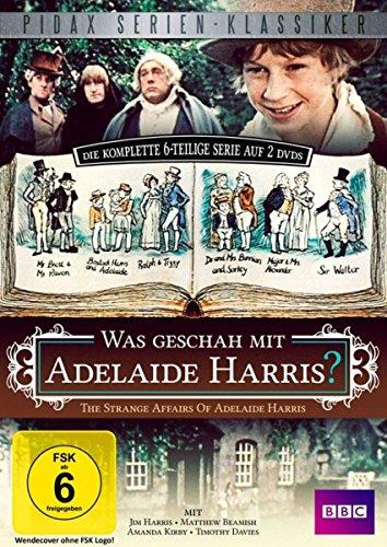 Was geschah mit Adelaide Harris?