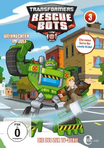 Transformers: Rescue Bots,