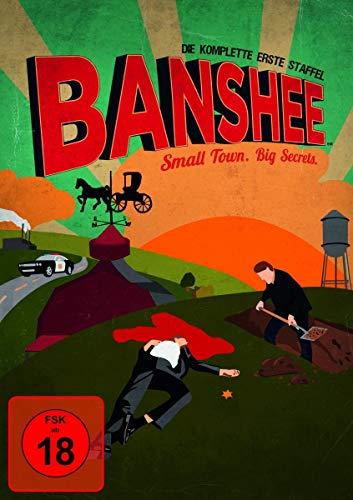 Banshee Staffel 1 (4 DVDs)