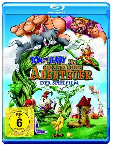 Tom & Jerry Ein gigantisches Abenteuer [Blu-ray]