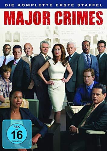Major Crimes Staffel 1 (3 DVDs)