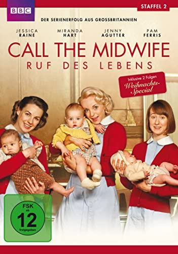 Call the Midwife - Ruf des Lebens Staffel 2 (3 DVDs)