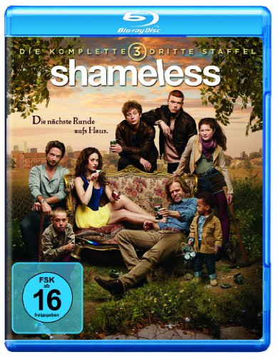 Shameless Staffel 3 [Blu-ray]