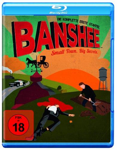 Banshee Staffel 1 [Blu-ray]