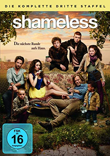 Shameless Staffel 3 (3 DVDs)