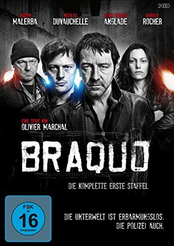 Braquo Staffel 1 (3 DVDs)