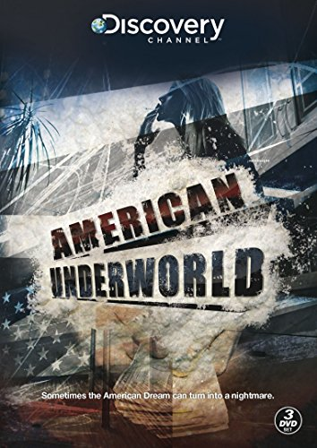 American Underworld 3 DVDs