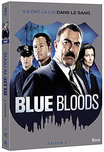 Blue Bloods Staffel 2 [FR Import]