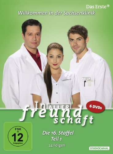 In aller Freundschaft Staffel 16, Teil 1 (6 DVDs)