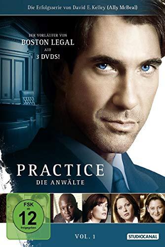 Practice - Die Anwälte: Vol. 1 (3 DVDs)