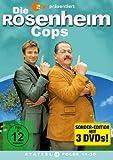 Die Rosenheim Cops - Staffel 12/Folge 16-30 (3 DVDs)