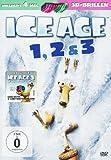 Ice Age 1-3 (+ anaglyphe 3D DVD) (+ 4 3D-Brillen)